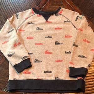 Boys Gymboree Sweatshirt size M (7-8)